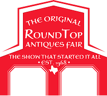 Round Top Antiques Fair in Texas