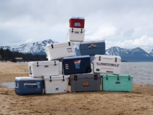 Coolers for food safety